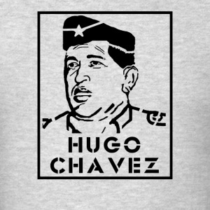 Hugo Chavez Revolutionary - Men's T-Shirt