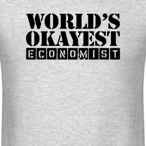 economics - Men's T-Shirt