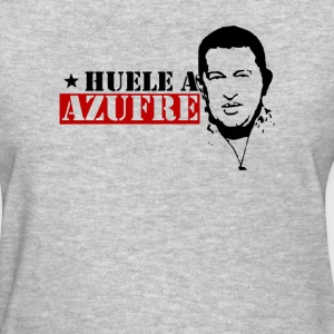 Hugo Chavez Revolutionary - Women's T-Shirt