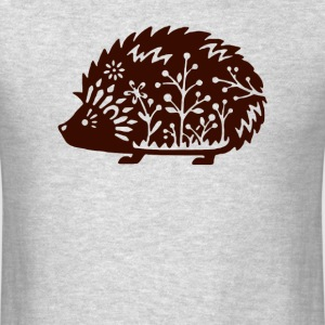 Hedgehog  - Men's T-Shirt