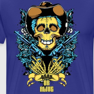 Dead and Alive - Men's Premium T-Shirt