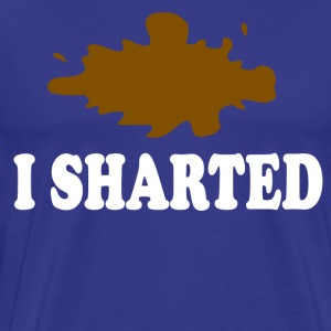 I Sharted T-Shirts - Men's Premium T-Shirt