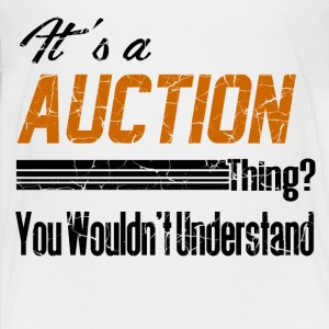 auction1.png Kids' Shirts - Kids' Premium T-Shirt