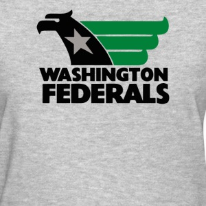 LARGE WASHINGTON FEDERALS - Women's T-Shirt