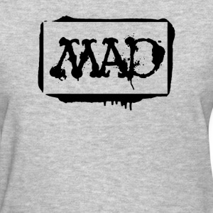 mad stencil - Women's T-Shirt