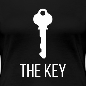 THE KEY T-Shirts - Women's Premium T-Shirt