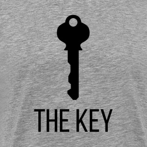THE KEY T-Shirts - Men's Premium T-Shirt