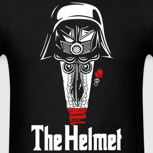 THE HELMET - Men's T-Shirt