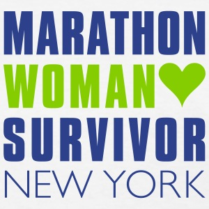 woman_survivor_new_york - Women's T-Shirt