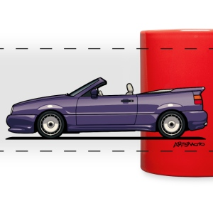Corrado G60 Zender Cabrio Convertible Conversion Mugs & Drinkware - Full Color Panoramic Mug