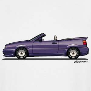 Corrado G60 Zender Cabrio Convertible Conversion T-Shirts - Men's Tall T-Shirt
