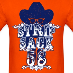 StripSack58-Blue T-Shirts - Men's T-Shirt