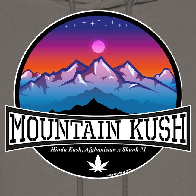Mountain Kush (strain) - Hoodie / male