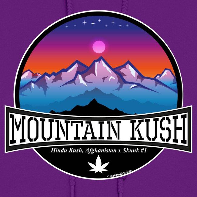 Mountain Kush (strain) - Hoodie / female