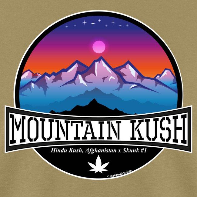 Mountain Kush / Strain  - male