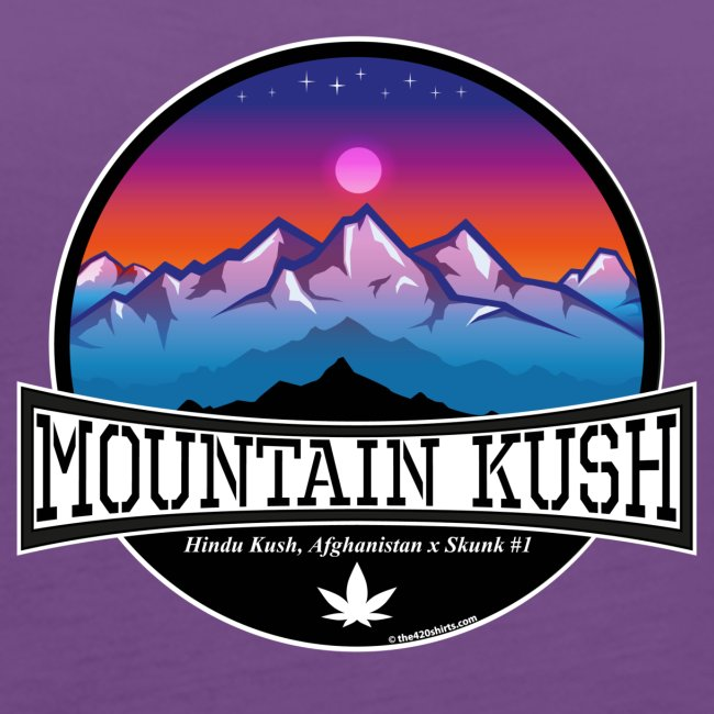 Mountain Kush / Strain  - female top