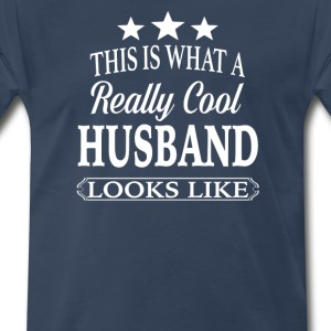 Husband - Men's Premium T-Shirt