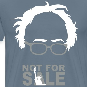 BERNIE NOT FOR SALE - Men's Premium T-Shirt