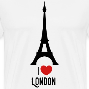 london T-Shirts - Men's Premium T-Shirt