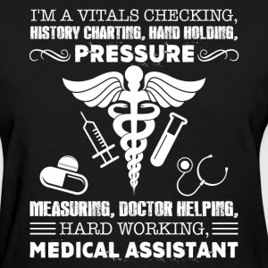 Medical Assistant Tshirt - Women's T-Shirt