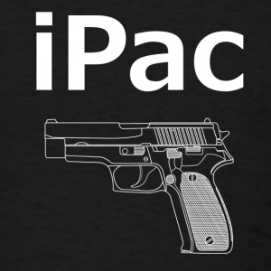 iPac - Men's T-Shirt