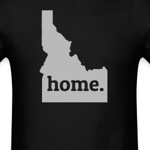 Idaho Is My Home T-Shirt T-Shirts - Men's T-Shirt