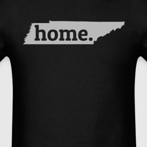 Tennessee Is My Home T-Shirt T-Shirts - Men's T-Shirt