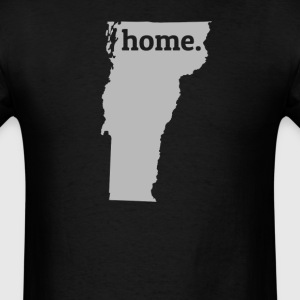Vermont Is My Home T-Shirt T-Shirts - Men's T-Shirt