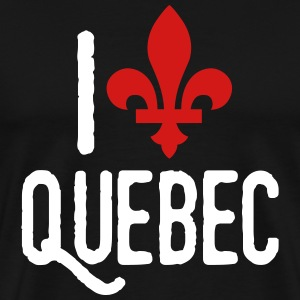 quebec T-Shirts - Men's Premium T-Shirt