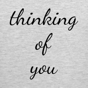 THINKING OF YOU Sportswear - Men's Premium Tank