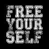 FREE YOURSELF T-Shirts - Men's Premium T-Shirt