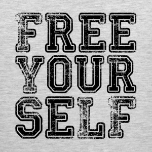 FREE YOURSELF Sportswear - Men's Premium Tank