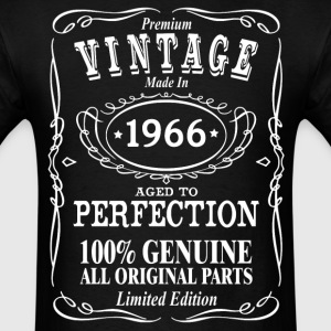 Born in 1966 Vintage T-Shirts - Men's T-Shirt