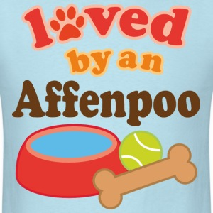 Affenpoo Dog Breed Gift T-Shirts - Men's T-Shirt