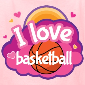 Basketball Sports Gift Kids' Shirts - Kids' T-Shirt
