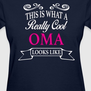 Oma - Women's T-Shirt