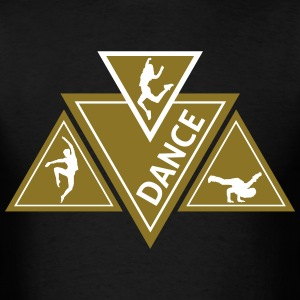 Dance (3) T-Shirts - Men's T-Shirt