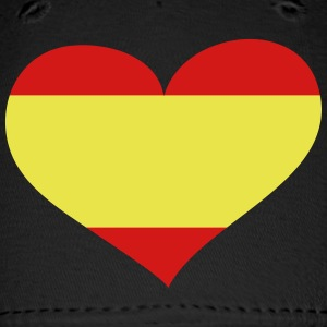 Spain Heart; Love Spain Sportswear - Baseball Cap