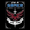 I'm a Gamer - I choose to have many lives - Men's Premium T-Shirt
