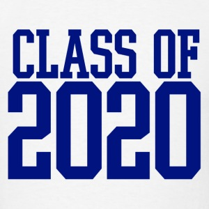 CLASS OF 2020 T-Shirts - Men's T-Shirt