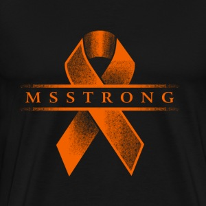Ms Strong - Disease Awareness - Men's Premium T-Shirt