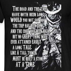 The dark tower - Awesome t-shirt for movie's fan - Men's Premium T-Shirt