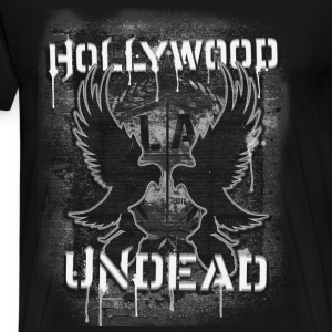 Men's Premium T-Shirt - Hollywood, Los Angeles, California, San Diego, West Coast, Movie, San Francisco, Actor, La, love, funny, Hollywood, , hollywood undead, hollywood, hollywood sign, hollywood star, ho