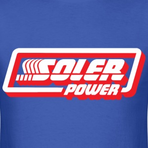 soler power - Men's T-Shirt