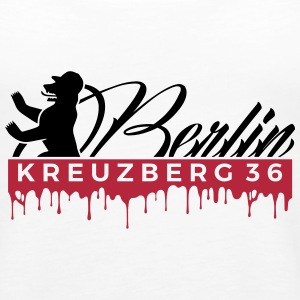 Berlin Kreuzberg 36 Tanks - Women's Premium Tank Top