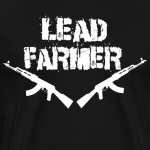 Lead Farmer - Tropic Thunder T-Shirts - Men's Premium T-Shirt