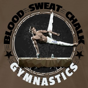 Blood, Sweat & Chalk T-Shirts - Men's Premium T-Shirt
