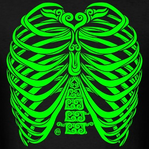 Swirly Torso T-Shirts - Men's T-Shirt