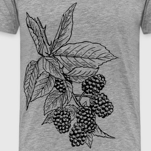 Blackberry - Men's Premium T-Shirt