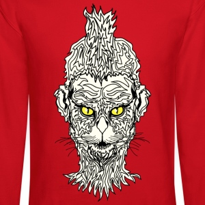 CAT MAN WITH EAGLE EYES UNISEX CREWNECK GRAPHIC SW - Crewneck Sweatshirt